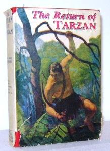 The Return of Tarzan: Edgar Rice Burroughs