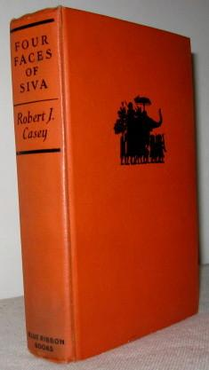Four Faces of Siva, The Detective Story: Robert J Casey