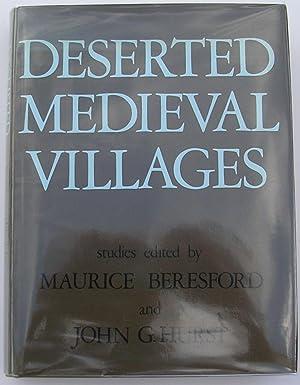 Deserted Medieval Villages: Beresford, Maurice &