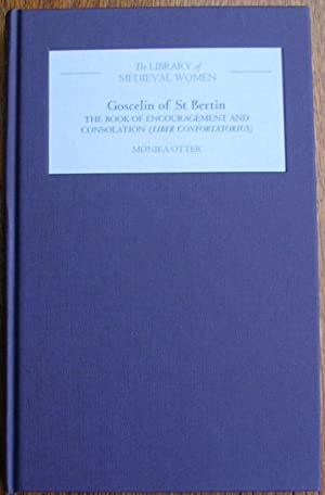Goscelin of St Bertin: The Book of: Otter, Monika (Translator)