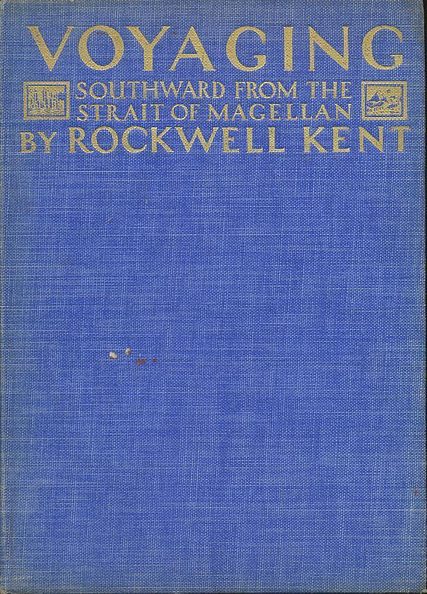 Voyaging Kent, Rockwell Very Good Hardcover