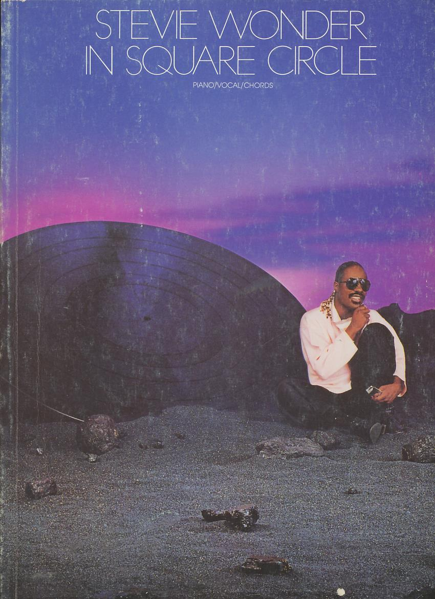 Stevie Wonder In Square Circle (Piano /