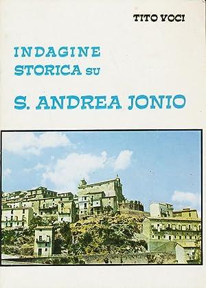 Indagine Storica su S. Andrea Jonio [Sant'Andrea Apostolo dello lonio]: Voci, Tito