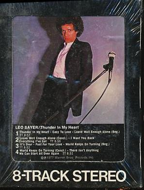 Leo Sayer: Thunder In My Heart (Sealed: Sayer, Leo