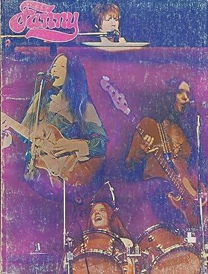 Fanny (1972 Song Folio): Fanny (Musical group); Sid Engel (arranger)