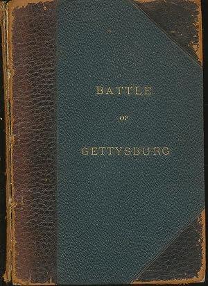 The battle of Gettysburg: Bates, Samuel P