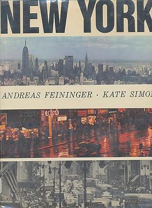 New York: Feininger, Andreas