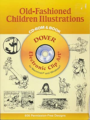 children and their world a treasury of vintage cuts and illustrations dover pictorial archive series