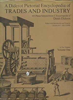 A Diderot Pictorial Encyclopedia of Trades and Industry, Vol. 1 (Dover Pictorial Archive Series)