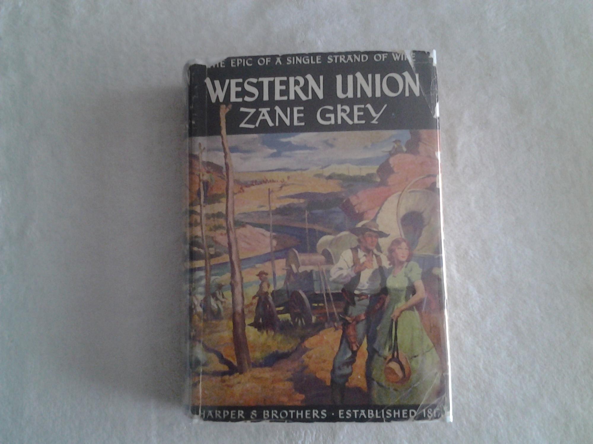 Western Union Zane Grey