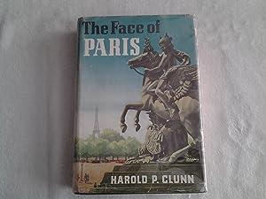The Face of Paris: Harold P. Clunn