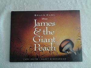 James & the Giant Peach: Ronald Dahl