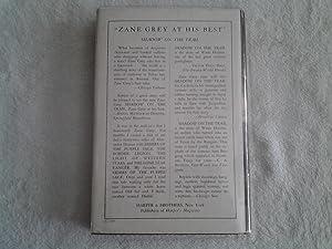 Valley of Wild Horses: Zane Grey