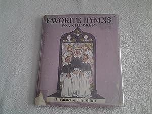 Favorite Hymns for Children: Karl Schulte (arranged
