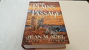 The Plains of Passage: Jean M Auel