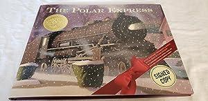 The Polar Express ; 30 Anniversary Edition: Chris Van Allsburg