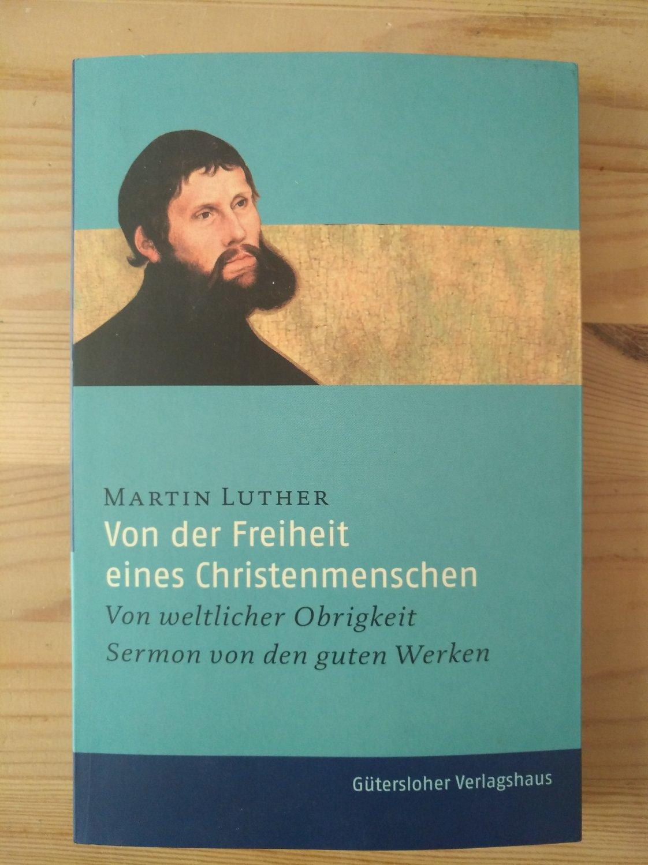 Luther Von Weltlicher Obrigkeit