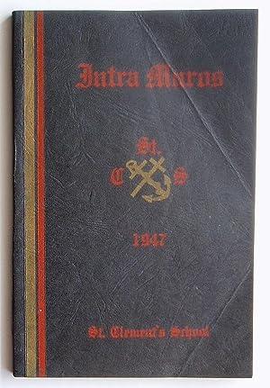 Intra Muros 1947: Donaldson, Lois; Langstaff, Virginia (Editors)