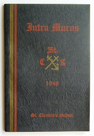 Intra Muros 1948: Bowrey, Mary; Reddick, Jane (Editors)