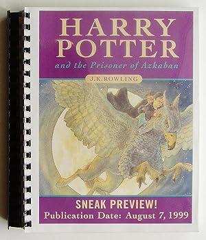 Harry Potter and the Prisoner of Azkaban: Rowling, J.K.