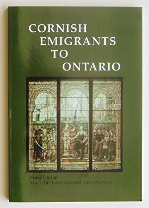 Cornish Emigrants to Ontario