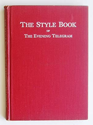 The Style Book of the Evening Telegram