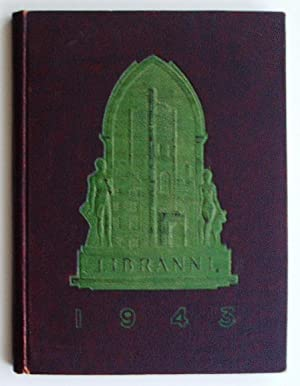 Libranni 1943 Volume XXVIII: Elliott, D.W. (Editor)