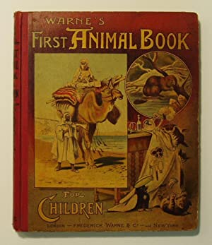 Warne's First Animal Book for Children: Aunt Louisa