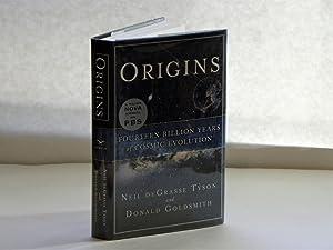 Origins: Fourteen Billion Years of Cosmic Evolution: Neil deGrasse Tyson