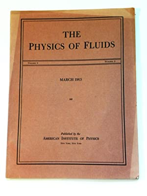 The Physics of Fluids Volume 6/Number 3