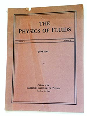 The Physics of Fluids Volume 7/Number 6