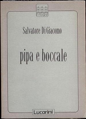 pipa e boccale,: Di Giacomo Salvatore