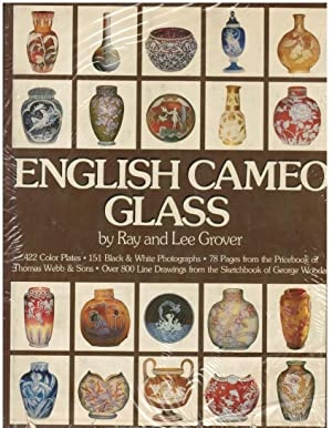 English Cameo Glass,