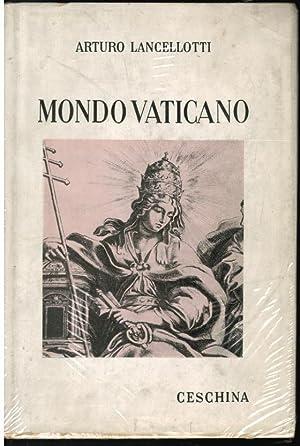 MONDO VATICANO: LANCELLOTTI ARTURO