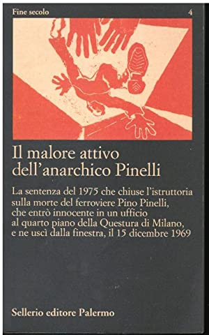 IL MALORE DELL'ANARCHICO PINELLI