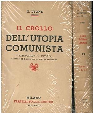 IL CROLLO DELL'UTOPIA COMUNISTA: LYONS EUGENE