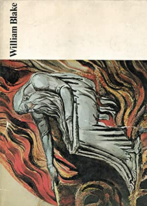 William Blake a Complete Catalogue of the Works in the Tate Gallery,