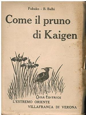 COME IL PRUNO DI KAIGEN: FUKUKO - B.