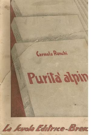 PuritaÕ alpina: Ronchi Carmela