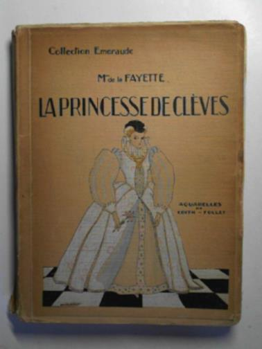 La Princesse de Cleves - Editions Nilsson
