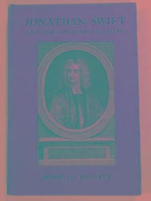 Jonathan Swift and the anatomy of satire: BULLITT, John M.