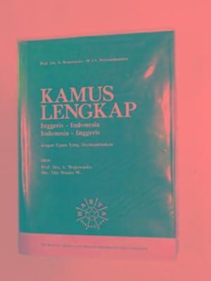 Kamus Lengkap Inggeris-Indonesia Indonesia-Inggeeris, dengan Ejaan Yang: WOJOWASITO, S &