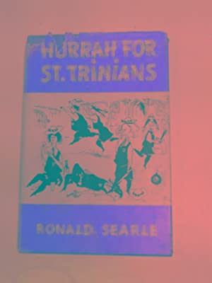 Hurrah for St. Trinian's, and other lapses: SEARLE, Ronald