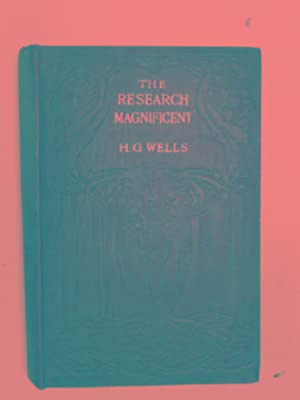 The research magnificent: WELLS, H.G.