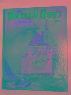 The Modern Boy's annual 1933