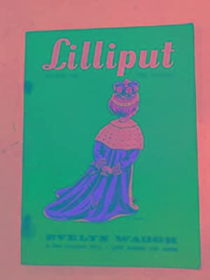 Lilliput, vo.32, no.6, issue no.192, May-June 1953: WAUGH, Evelyn