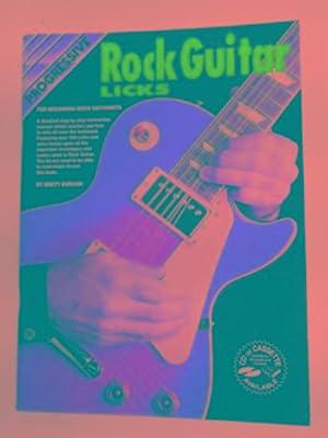 Progressive rock guitar licks: DUNCAN, Brett