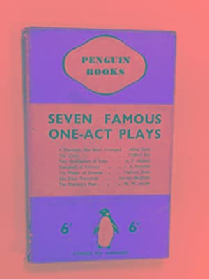 Seven famous one-act plays: JACOBS, W.W. &