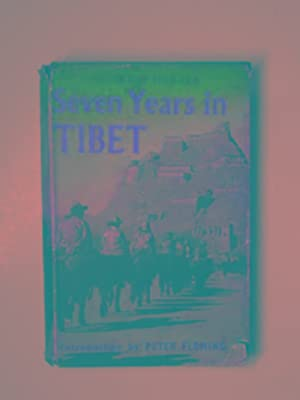 Seven years in Tibet: HARRER, Heinrich