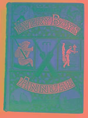 Routledge's every boy's annual illustrated 1882